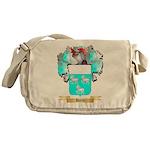 Haley Messenger Bag