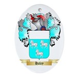 Haley Ornament (Oval)