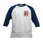 Halek Kids Baseball Jersey
