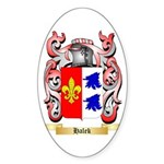 Halek Sticker (Oval 50 pk)