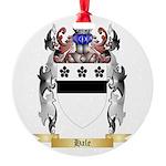 Hale Round Ornament