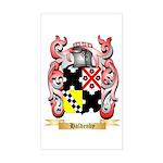 Haldenby Sticker (Rectangle)
