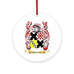 Haldenby Ornament (Round)