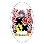 Halden Sticker (Oval 50 pk)