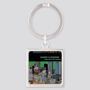 The Sin of Mediocrity Square Keychain