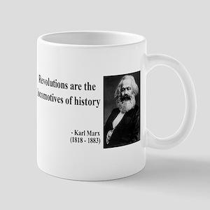 Karl Marx Quote 7 Mug