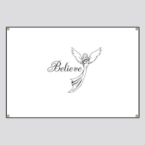 I believe in angels Banner