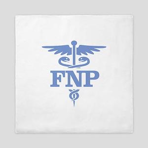 Family Nurse Practitioner Queen Duvet