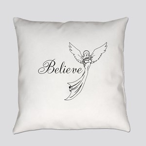 I believe in angels Everyday Pillow