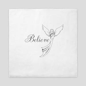 I believe in angels Queen Duvet