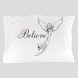 I believe in angels Pillow Case