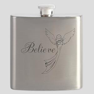 I believe in angels Flask