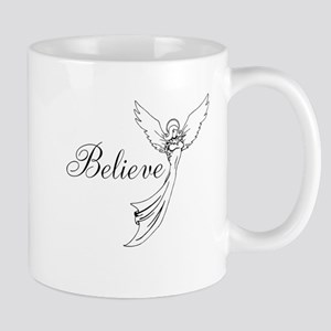 I believe in angels Mugs