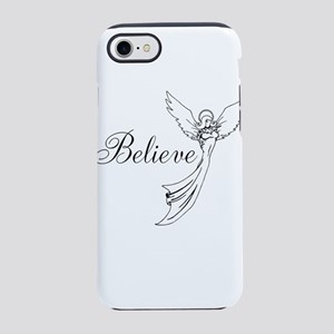 I believe in angels iPhone 7 Tough Case