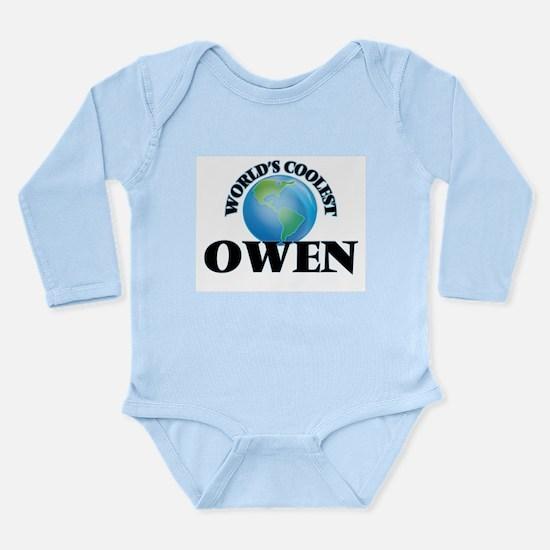 World's Coolest Owen Body Suit