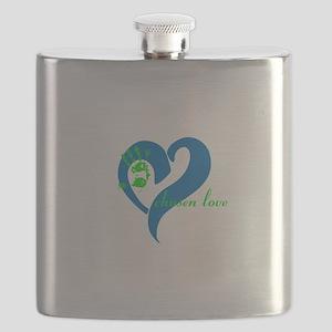 chosen love Flask