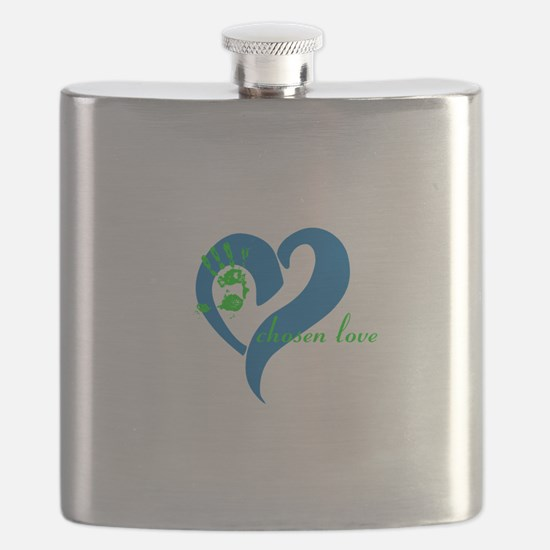 chosen love Flask