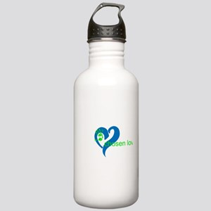 chosen love Water Bottle