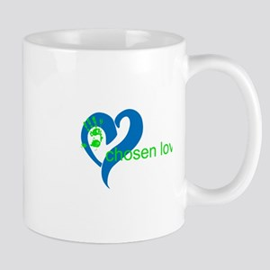 chosen love Mugs