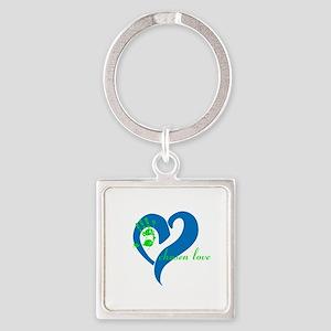 chosen love Keychains