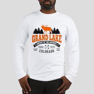 Grand Lake Vintage Long Sleeve T-Shirt