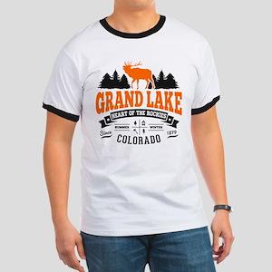 Grand Lake Vintage Ringer T