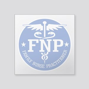 Family Nurse Practitioner Sticker
