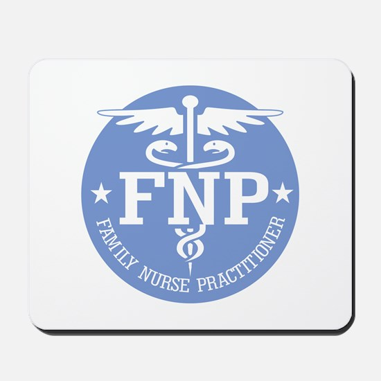 Family Nurse Practitioner Mousepad