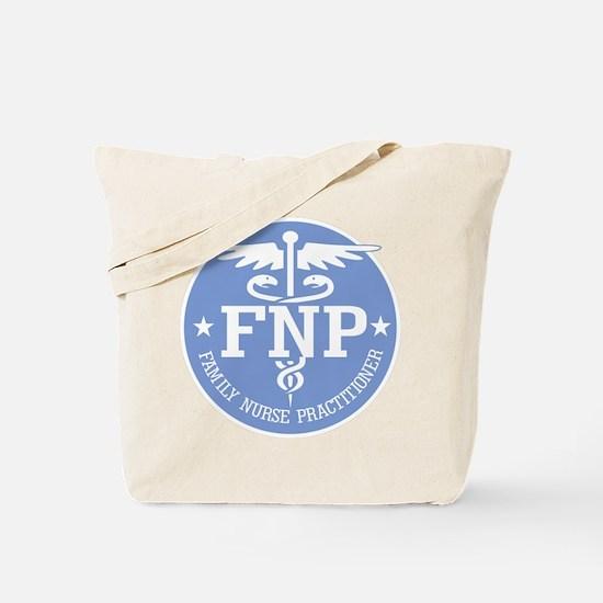 Family Nurse Practitioner Tote Bag