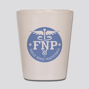 Family Nurse Practitioner Shot Glass