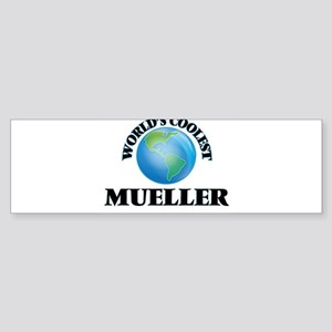 World's Coolest Mueller Bumper Sticker