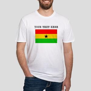 Custom Ghana Flag T-Shirt