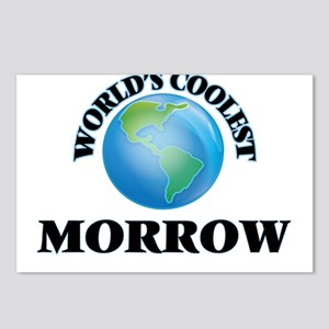 World's Coolest Morrow Postcards (Package of 8)