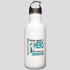 Cervical Cancer Heaven Stainless Water Bottle 1.0L