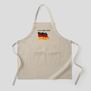 Custom Germany Flag Apron
