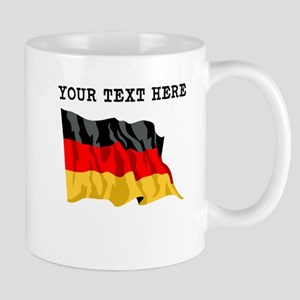 Custom Germany Flag Mugs