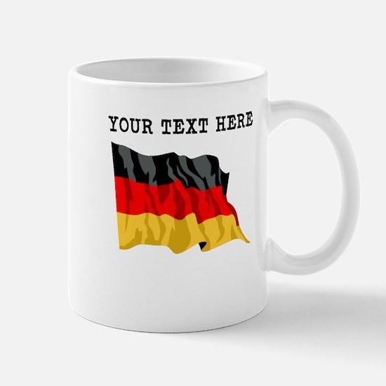 Custom Germany Flag Mugs