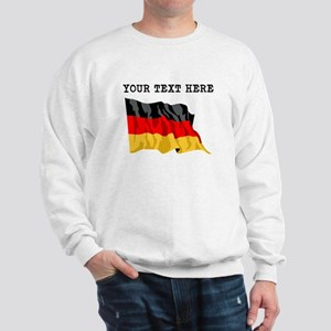 Custom Germany Flag Sweatshirt