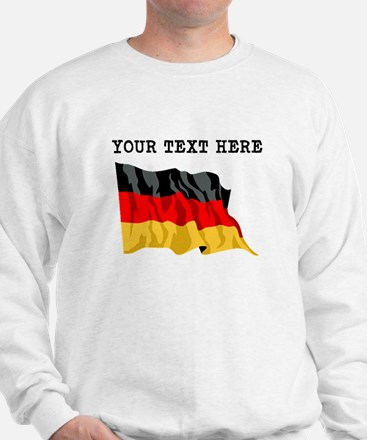Custom Germany Flag Jumper