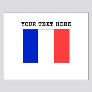 Custom France Flag Posters