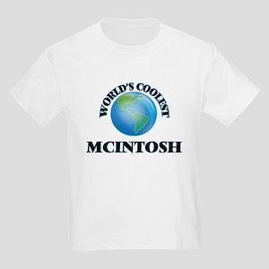 World's Coolest Mcintosh T-Shirt