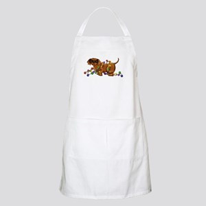 Shiny Dog Apron