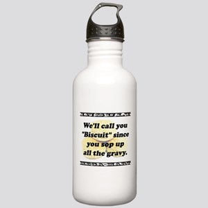 Well Call You Biscuit Water Bottle