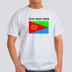 Custom Eritrea Flag T-Shirt