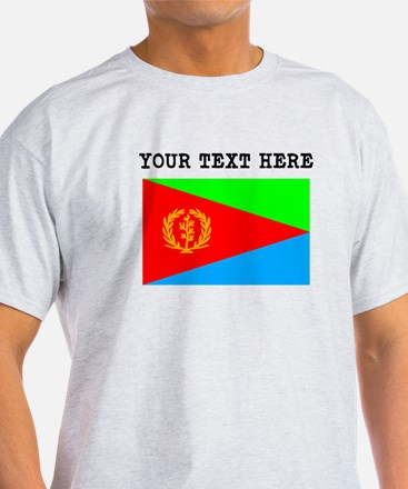 Custom Eritrea Flag T-Shirt