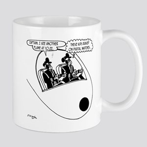 Pilot Cartoon 3683 Mug