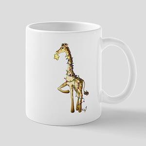 Shiny Giraffe Mugs