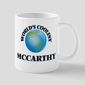 World's Coolest Mccarthy Mugs