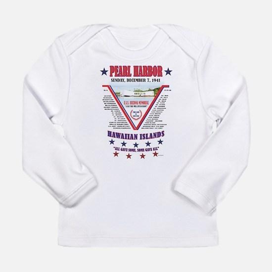 PEARL HARBOR Long Sleeve T-Shirt