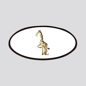 Shiny Giraffe Patches